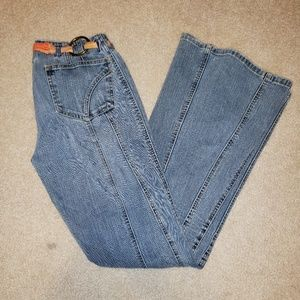 DollHouse Retro Bell Down Jeans